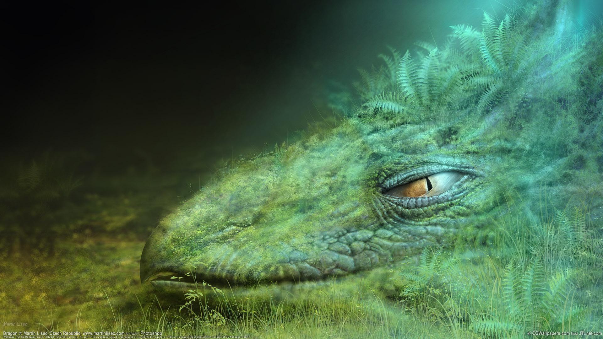 Green Monster wallpaper