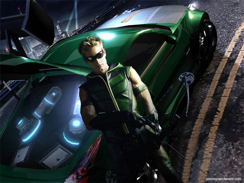 GreenArrow Import Car