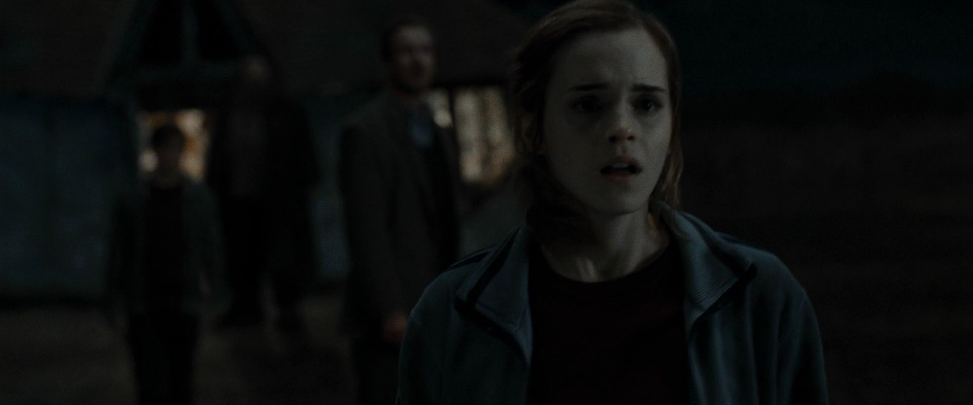 Emma Watson In Deathly Hallows Wallpapers