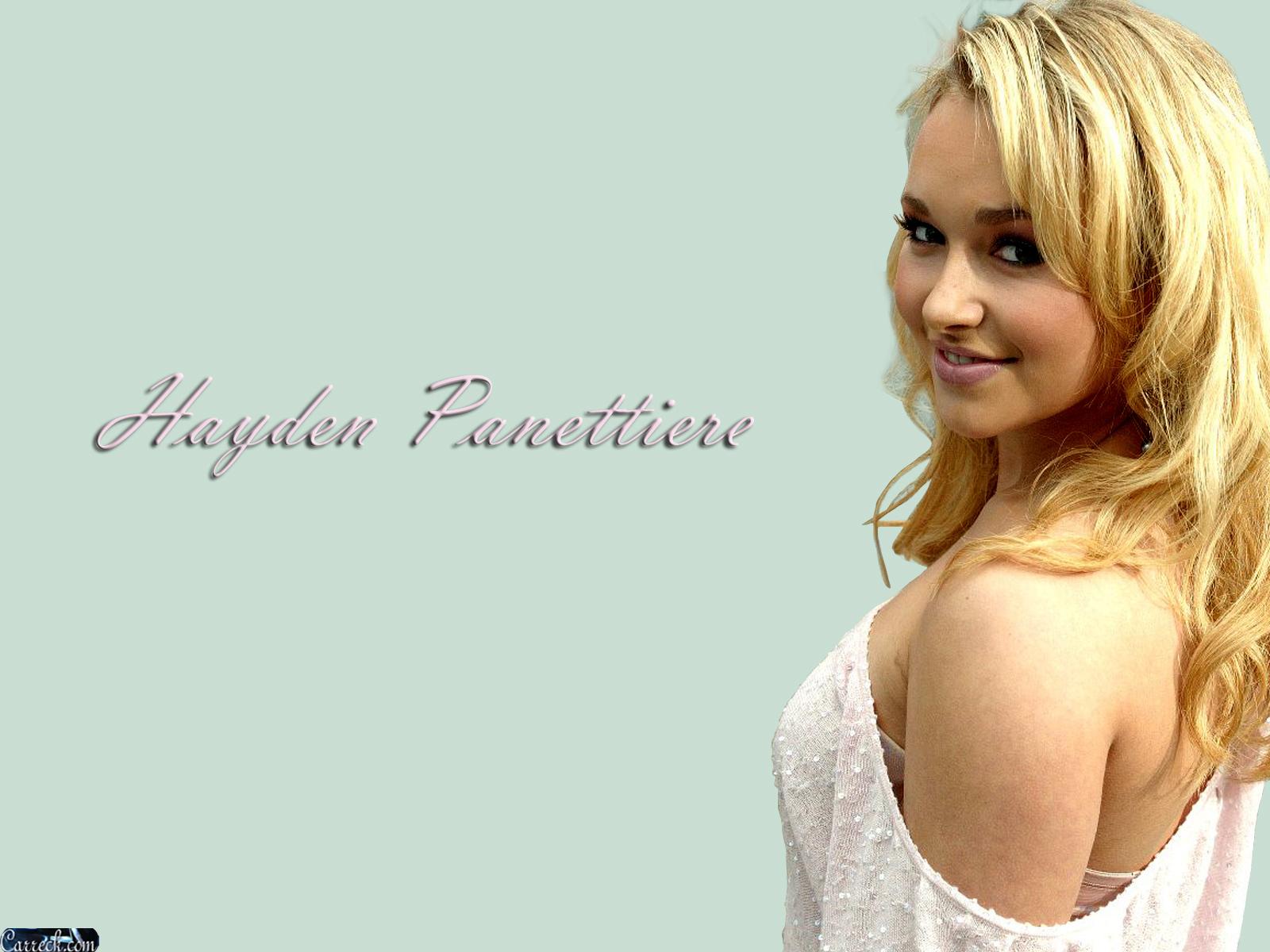 Hayden Panettiere - Ha... Hayden Panettiere Fansite