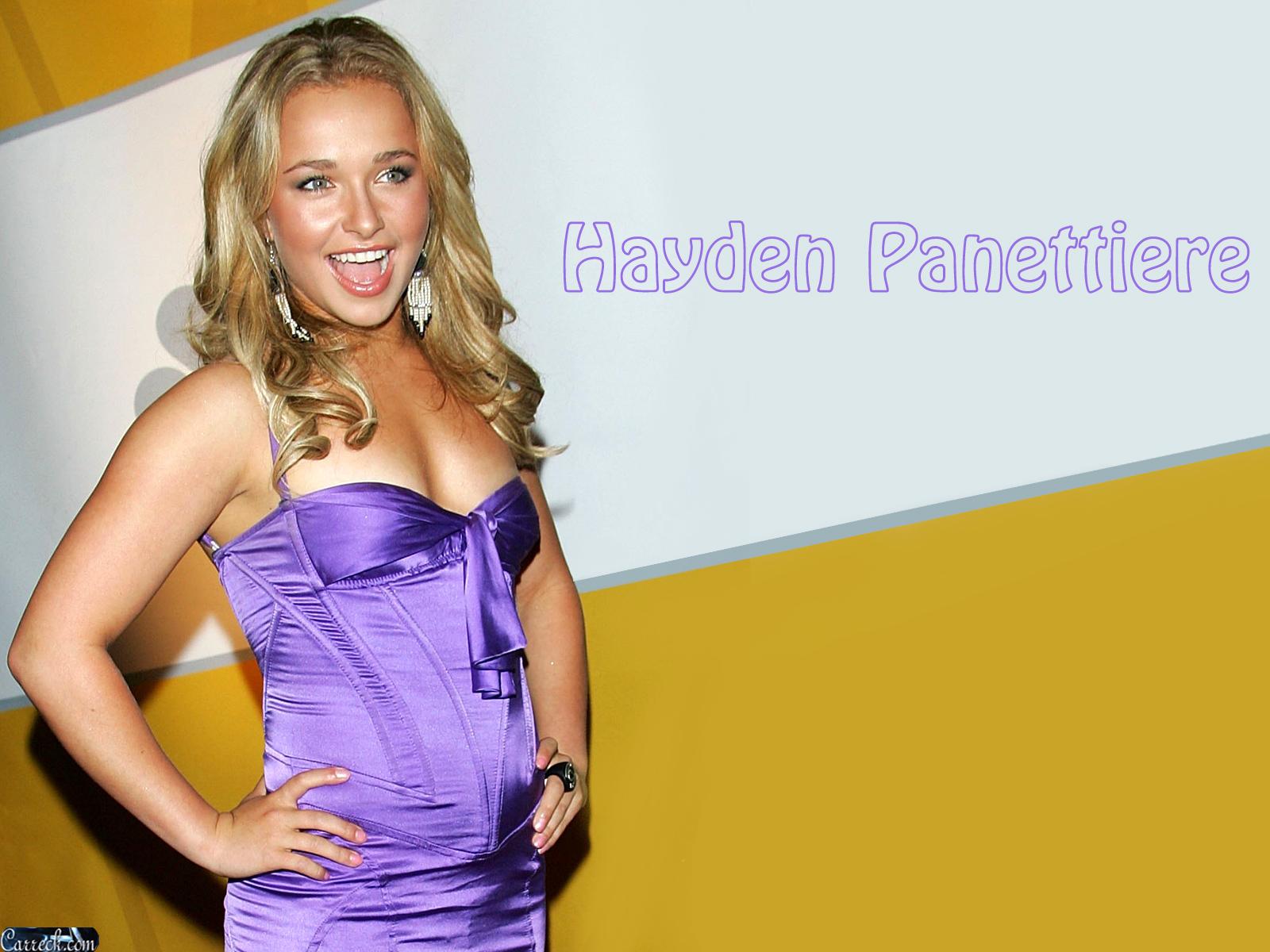 Hayden Panettiere - Hayden Panettiere Wallpaper (20917126) - Fanpop