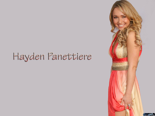 Hayden Panettiere wallpaper probably with a dinner dress, a gown, and a cocktail dress called Hayden Panettiere