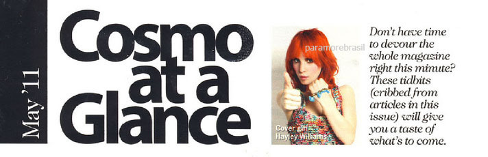 hayley williams cosmopolitan shoot. hayley williams cosmo pics.