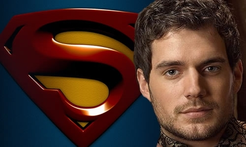 Henry Cavill to star as Superman - man-of-steel Photo