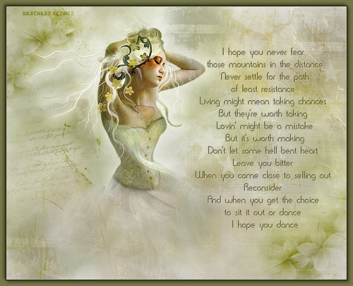 I Hope Ты Dance Dear Princess <3