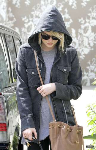 In West Hollywood (April 11th, 2011)