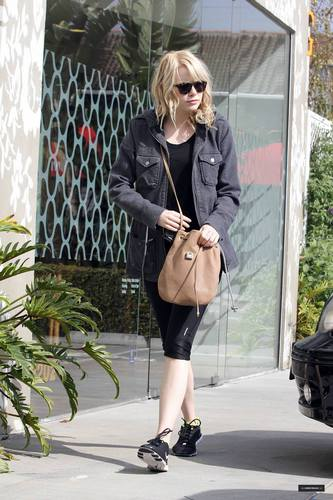 In West Hollywood (April 12th, 2011)