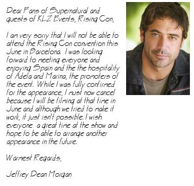 JDM letter;