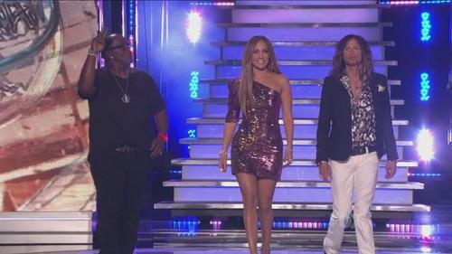 JLO American Idol 2011