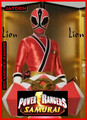 Jayden the red samurai power ranger