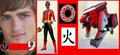 Jayden-the red samurai ranger - power-rangers-samurai photo
