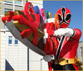Jayden with the five beetle disk cannon - power-rangers-samurai photo