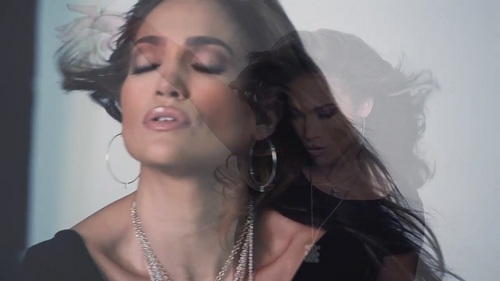 "Jennifer Lopez's photoshoot for ""TOUS"""