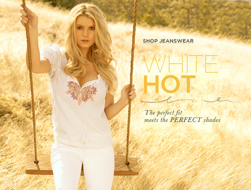 Jessica Simpson Collection Spring 2011