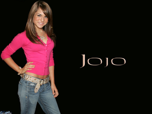 JoJo Levesque 바탕화면 containing bellbottom trousers titled Jojo