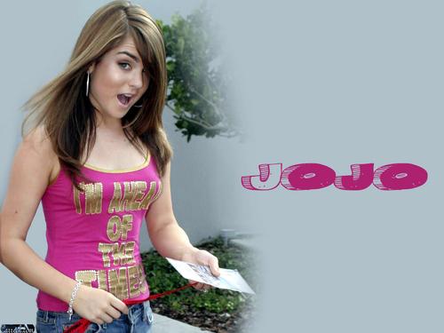 JoJo Levesque वॉलपेपर entitled Jojo