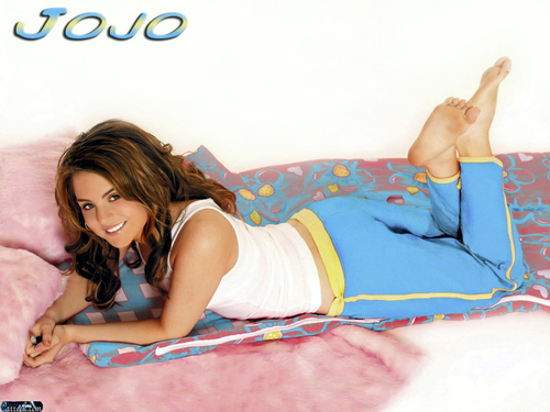 JoJo Levesque wallpaper possibly with skin called Jojo