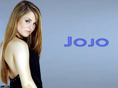 JoJo Levesque wallpaper with a portrait entitled Jojo