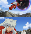 Kagome and Inuyasha♥ - inuyasha-and-kagome photo