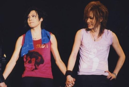 Kai and Uruha
