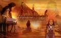 Katara_Sunset_by_sweetangel1927.jpg - avatar-the-last-airbender wallpaper