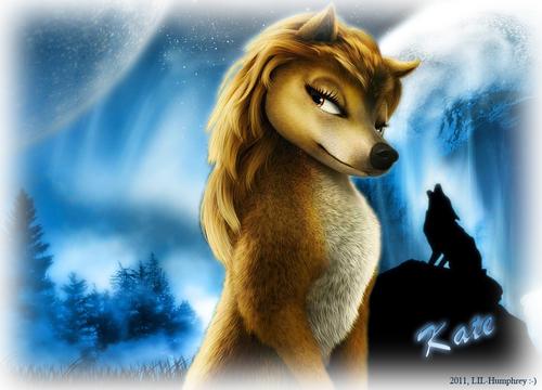 Kate at Moonlight Howl