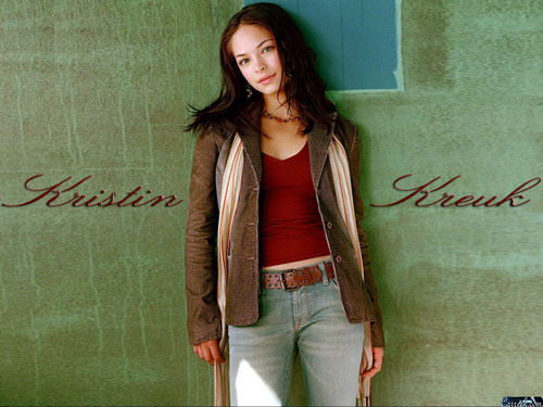 Kristin Kreuk wallpaper with a well dressed person called Kristin Kreuk