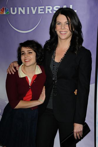 Lauren and Mae