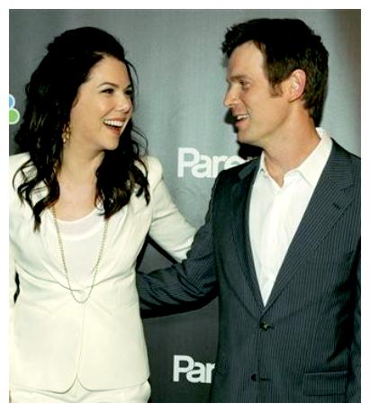 Lauren and Peter
