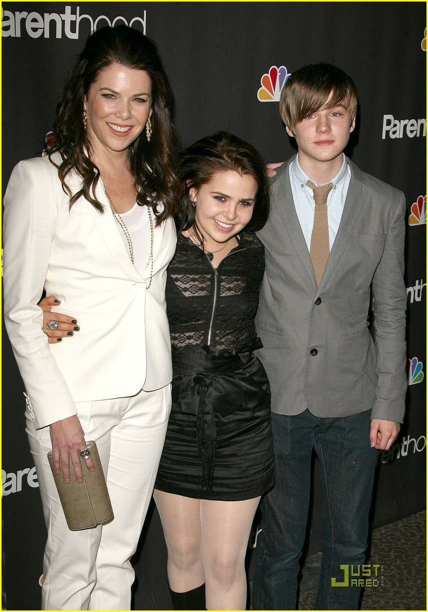 Lauren and the kids - Lauren Graham Photo (20989947) - Fanpop