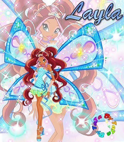 Layla New Wings