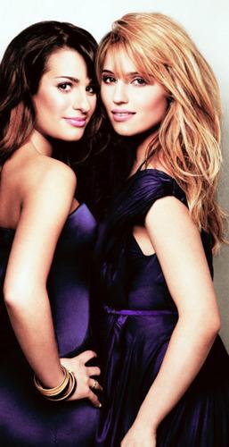 Lea & Dianna Cover MC
