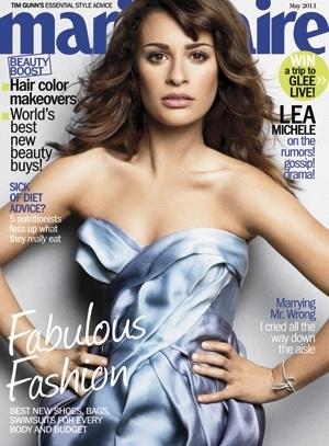Lea Marie Claire Cover
