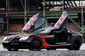 MERCEDES - BENZ SLR BLACK ARROW BY EDO COMPETITION - mercedes-benz photo
