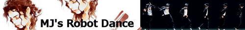MJ Robot dance :)