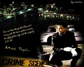 Mac Taylor - Crime scene - csi-ny wallpaper