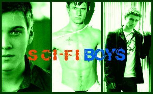 Mark, John & Sam:)