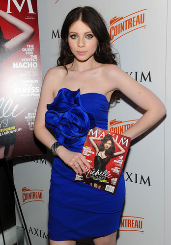 Maxim Celebrates The March Issue With Michelle Trachtenberg