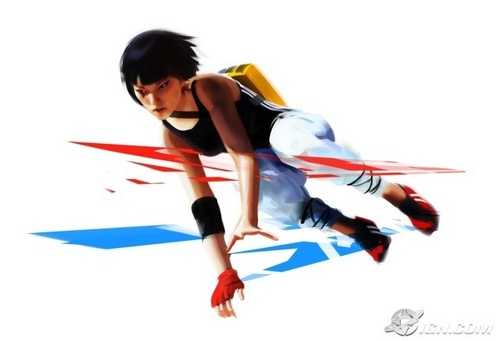 Mirror's Edge wallpaper entitled Mirror's Edge