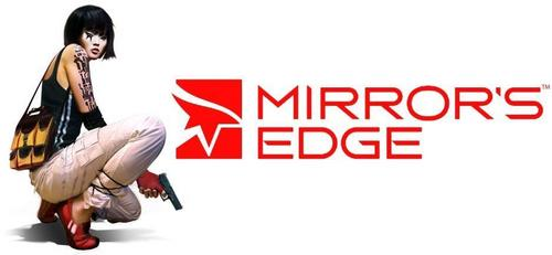 Mirror's Edge wallpaper possibly with a hip boot titled Mirror's Edge