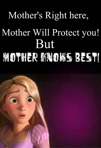 Mother Knows Best(I made my own lyrics lol)