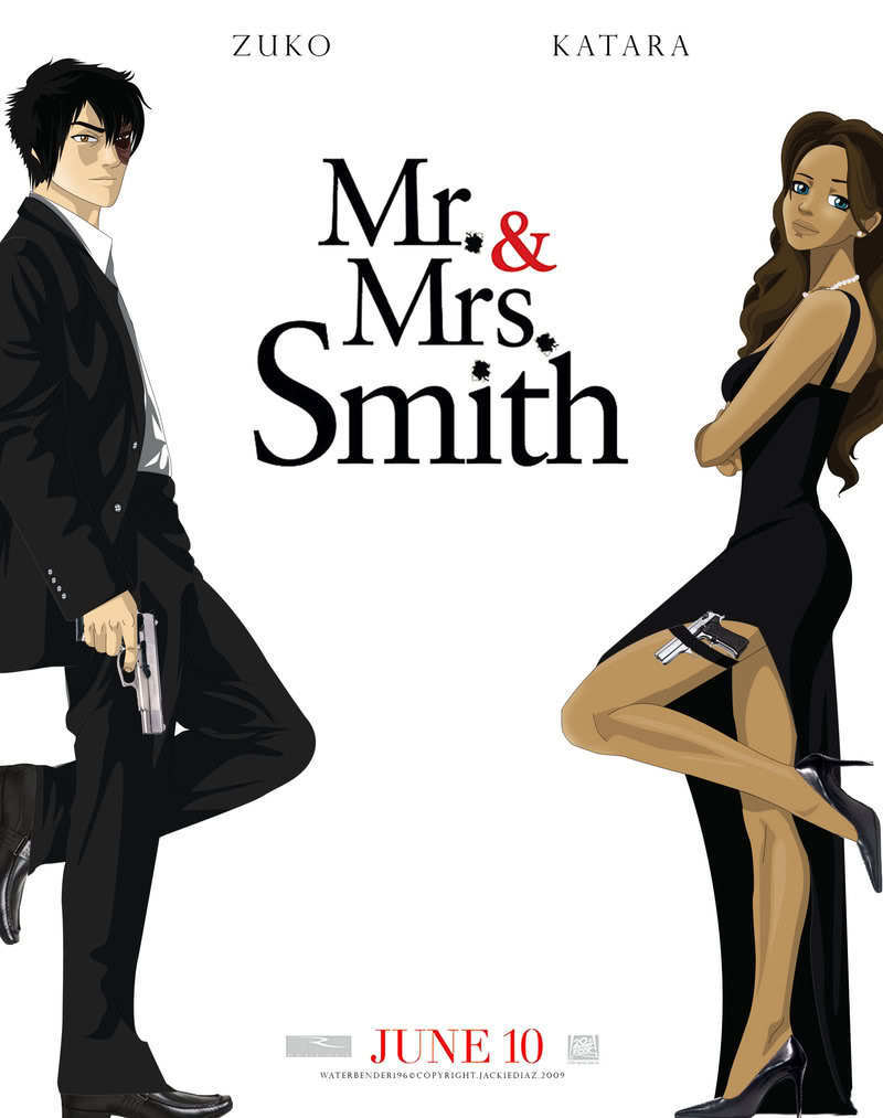 Mr. and Mrs. Smith XD