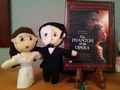 My Erik and Christine dolls - the-phantom-of-the-opera fan art