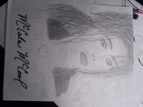My MJ Drawing <3 ;)