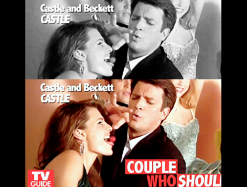 Nathan & Stana - TV Guide Фан Избранное 'Couple Who Should'