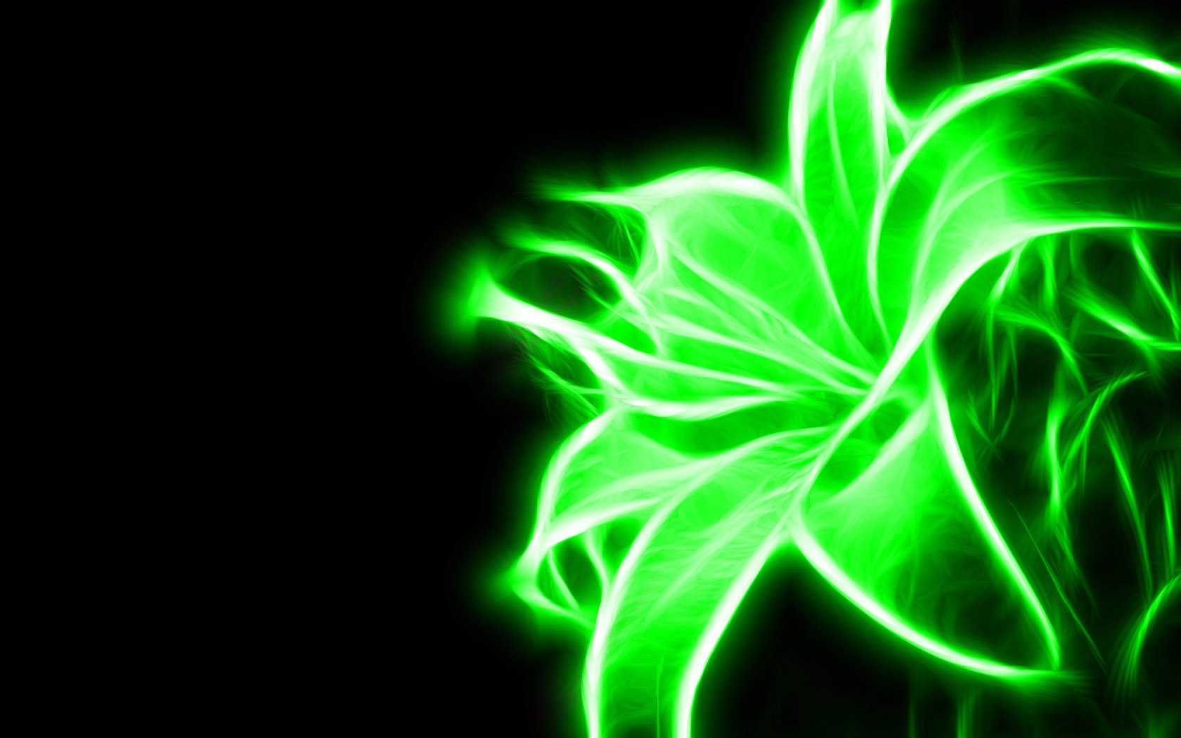 neon-flower-wallpaper