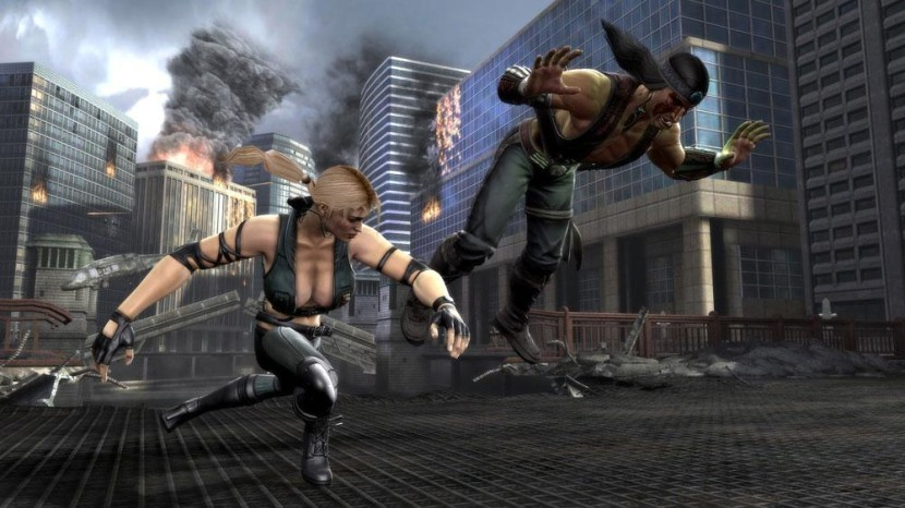 Sonya Blade images New MK 9 Screenshots! wallpaper and ...