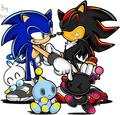 No not dark Sonic!!!!!!!!!!!!!!!!!!