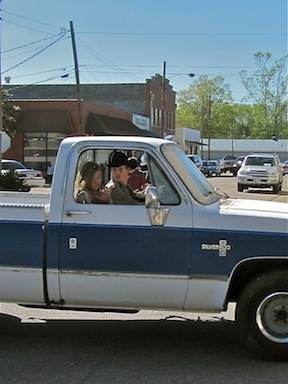 "On the set of ""Hick"" (April 7th, 2011)"