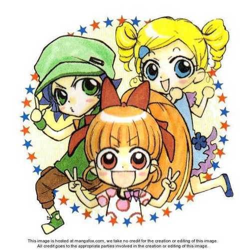 powerpuff girls Z wallpaper entitled PPGZ!!